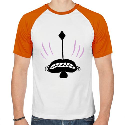 Мужская футболка реглан  Фото 01, Faceless Void