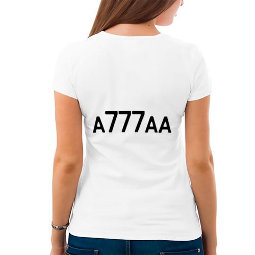 Женская футболка хлопок  Фото 04, Республика Крым - 82