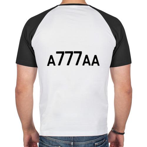 Мужская футболка реглан  Фото 02, Свердловская область - 196