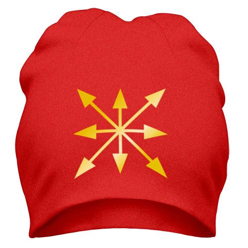 Шапка Евразийский союз молодежи (золото)