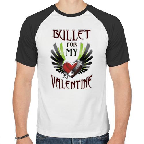 Мужская футболка реглан  Фото 01, Bullet for my Valentine