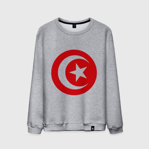 Мужской свитшот хлопок  Фото 01, Тунис