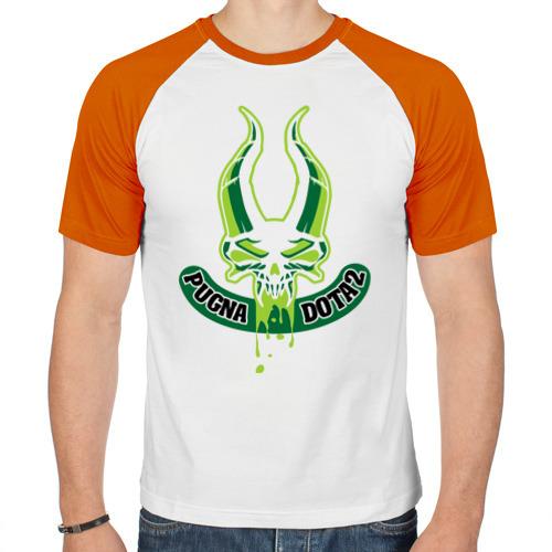Мужская футболка реглан  Фото 01, Pugna Dota2 Пугна