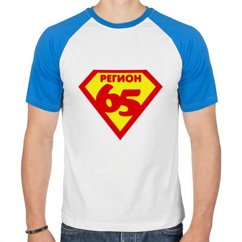 Мужская футболка реглан  Фото 01, Регион 65
