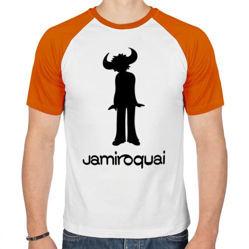 Мужская футболка реглан  Фото 01, Jamiroquai