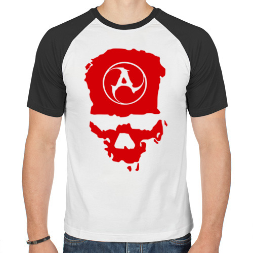 Мужская футболка реглан  Фото 01, Amatory