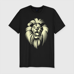 Бесстрашный лев (glow)