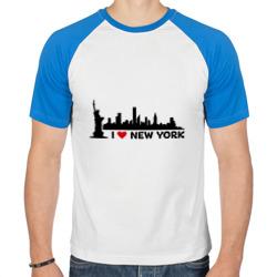 I love NY (панорама)