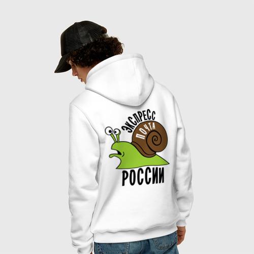 Мужская толстовка хлопок  Фото 04, Экспресс-почта России