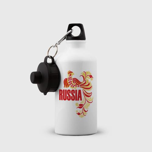 Бутылка спортивная Россия Фото 01