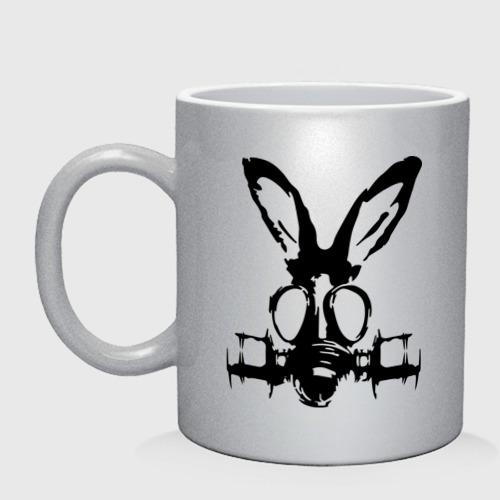 Заяц в противогазе