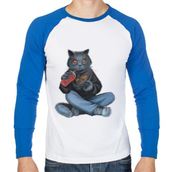 Кот геймер