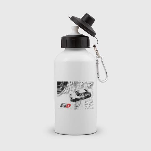 Бутылка спортивная Initial D