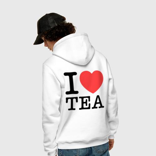 Мужская толстовка хлопок  Фото 04, I love tea