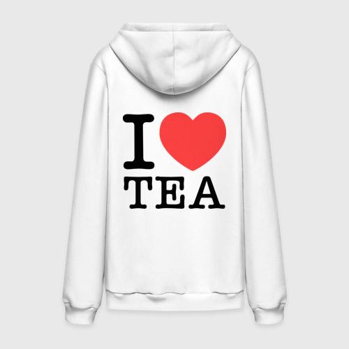 Мужская толстовка хлопок  Фото 02, I love tea
