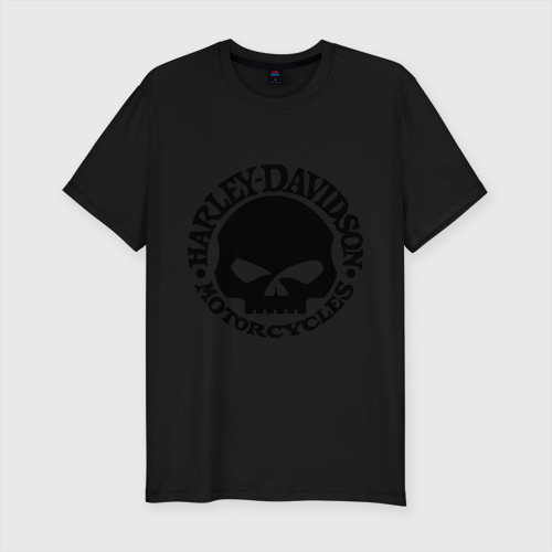 Harley Davidson (skull logo)