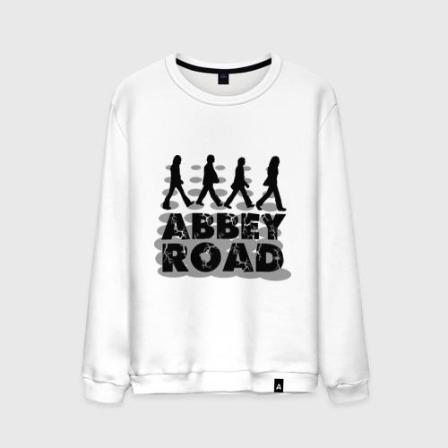 Мужской свитшот хлопок  Фото 01, Abbey Road