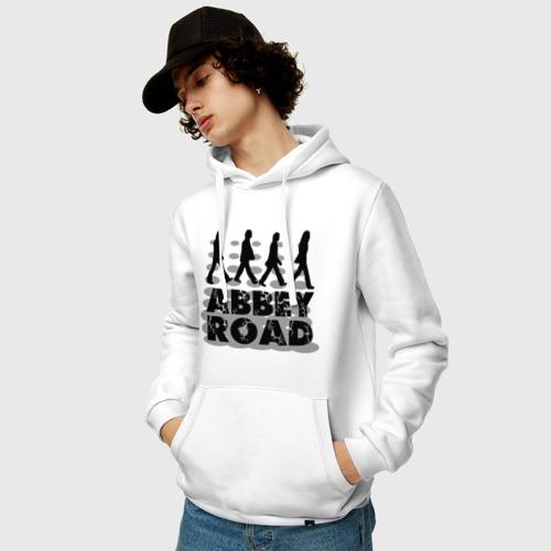 Мужская толстовка хлопок  Фото 03, Abbey Road