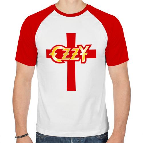 Мужская футболка реглан  Фото 01, Ozzy Osbourne (Оззи Осборн)