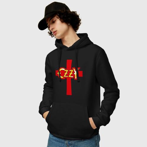 Мужская толстовка хлопок  Фото 03, Ozzy Osbourne (Оззи Осборн)