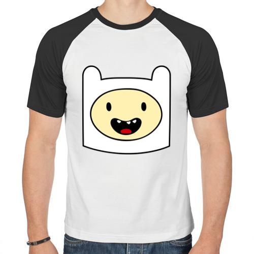 Мужская футболка реглан  Фото 01, Finn