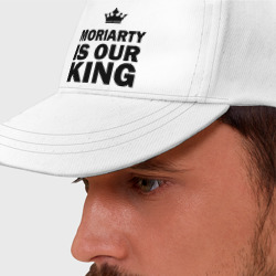 Moriarty is our king