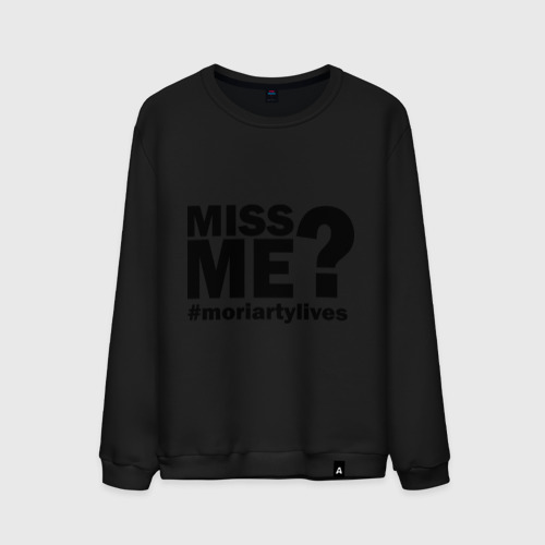 Miss me? Moriarty