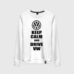 Keep calm and drive vw