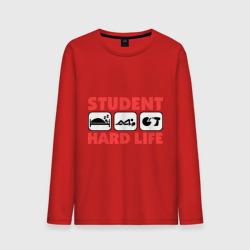 Тяжелая жизнь студента