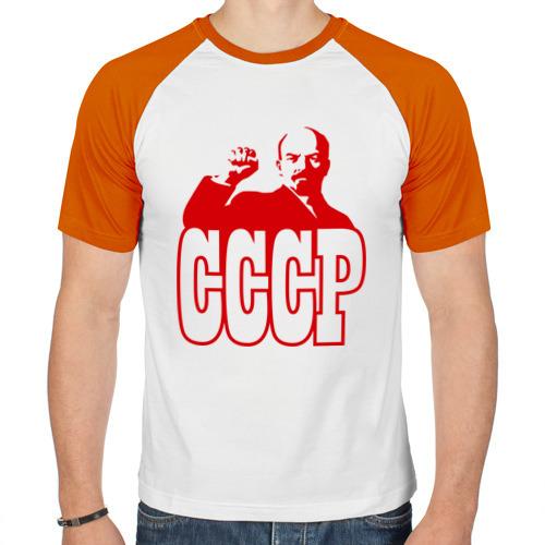 Мужская футболка реглан  Фото 01, СССР