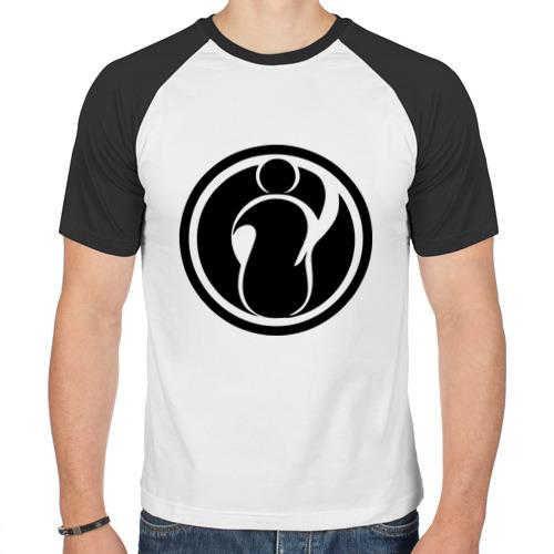 Мужская футболка реглан  Фото 01, iG Invictus Gaming