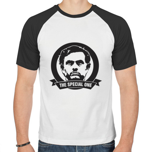 Мужская футболка реглан  Фото 01, Jose Mourinho (Жозе Моуринью)