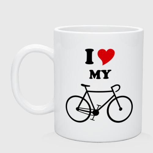 Я люблю велосипед