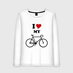 Я люблю велосипед - интернет магазин Futbolkaa.ru
