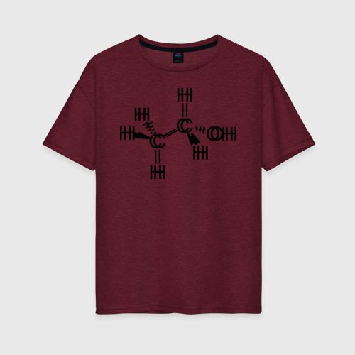 Химическая формула спирт