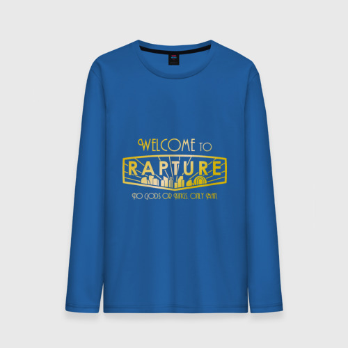 Мужской лонгслив Welcome to Rapture
