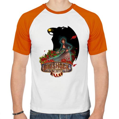 Мужская футболка реглан  Фото 01, Биошок Инфинити