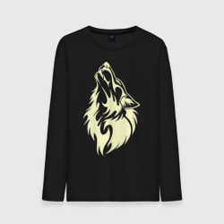 Воющий волк свет.