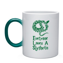 Everyone loves a Slytherine
