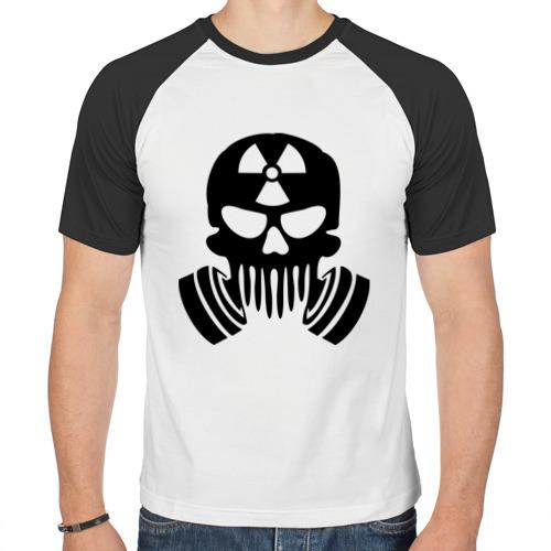 Мужская футболка реглан  Фото 01, Радиация