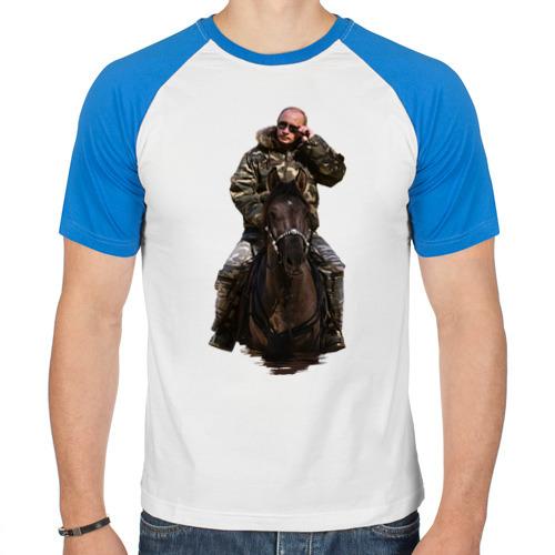 Путин на коне