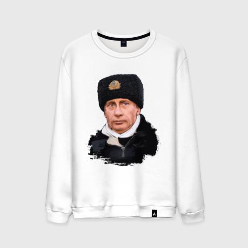 Мужской свитшот хлопок  Фото 01, Путин