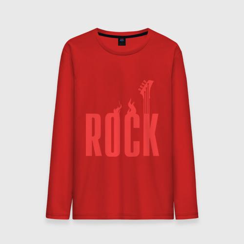 Rock (пылающая надпись)