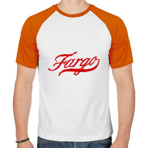Мужская футболка реглан  Фото 01, Fargo