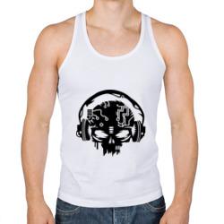 Электро череп