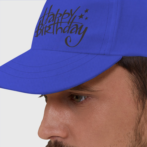 Happy Birthday star