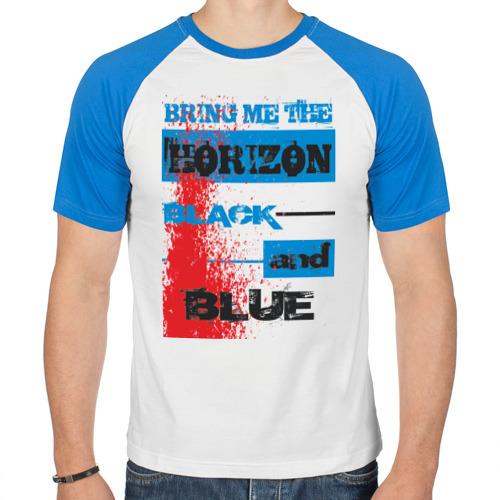 Мужская футболка реглан  Фото 01, Bring Me The Horizon