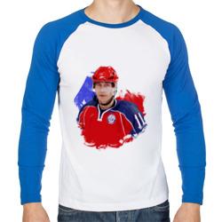 Путин-хоккеист