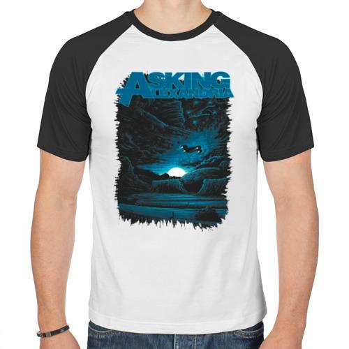 Мужская футболка реглан  Фото 01, Asking Alexandria
