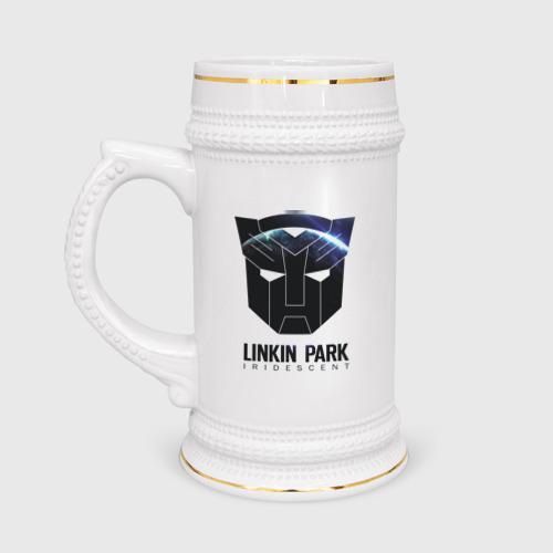 Кружка пивная  Фото 01, Linkin Park